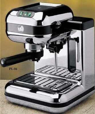 la pavoni lusso espresso machine pl 16. Black Bedroom Furniture Sets. Home Design Ideas